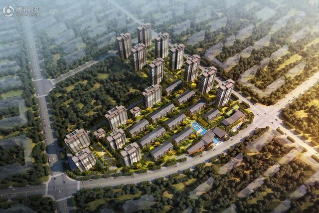 郑州东区白绿片区改善精品楼盘