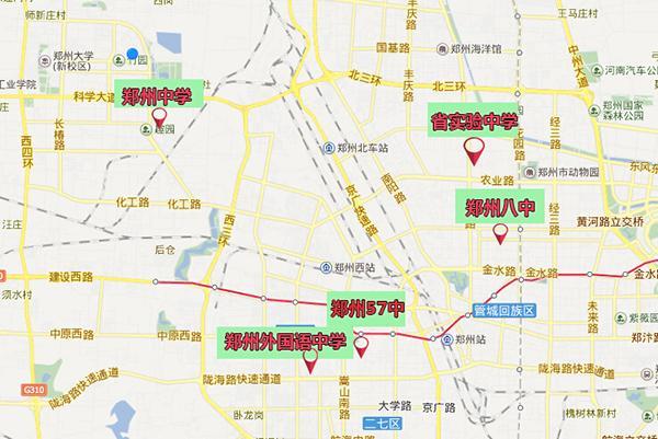 郑州高中排名_郑州高中排名和分数线v高中中学作文图片