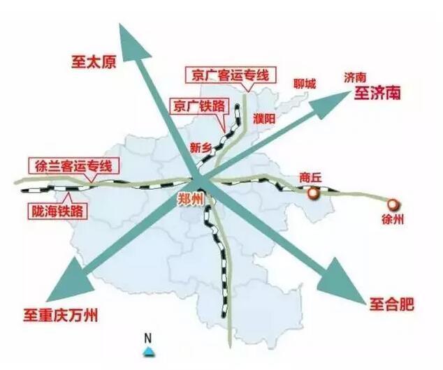 你在郑东新区错过了一套房 别再被眼光限制了想象