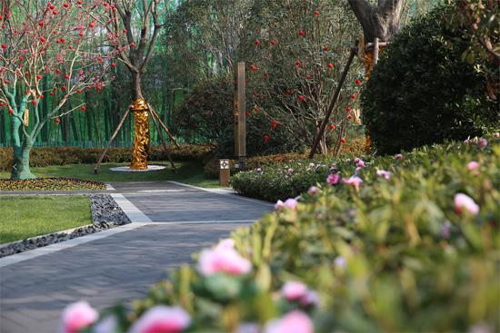 解秘!看泰禾郑州金尊府如何演绎园林大境