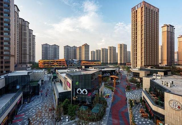 """那些年郑州大兴土木造""""城""""的楼盘 现在都咋样了?"""