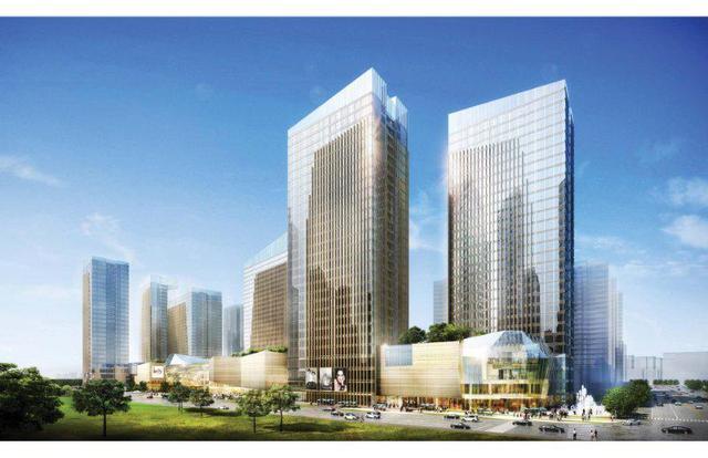 以商业定繁华 郑州商业综合体哪家强?