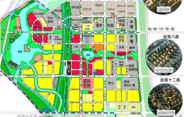 悦榕园和海棠公馆都对标着城市的中高端收入人群,清风公园主攻二次图片