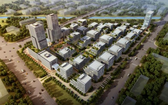 汉丰科技产业园: 打造高品质绿色生态园区图片