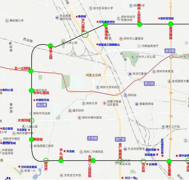 郑州5号线周边1000米内32盘实探 哪些能买哪些该弃