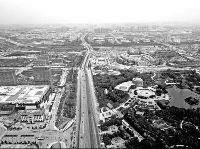 注意:郑州西四环部分路段将封闭470余天