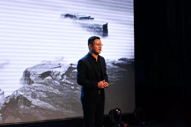 正弘置业董事长李向清先生为本次发布会发表了重要讲话