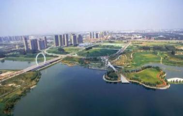 """今日房价 买房优惠 专题 海外  秉承""""生态创新城市""""景观绿化理念,滨河"""