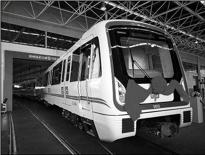 5号线首列车下线 2019年前通车试运营