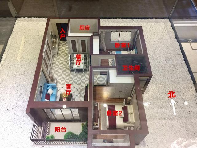 实探惠济区两大低密楼盘 谁说房价高攀不起?