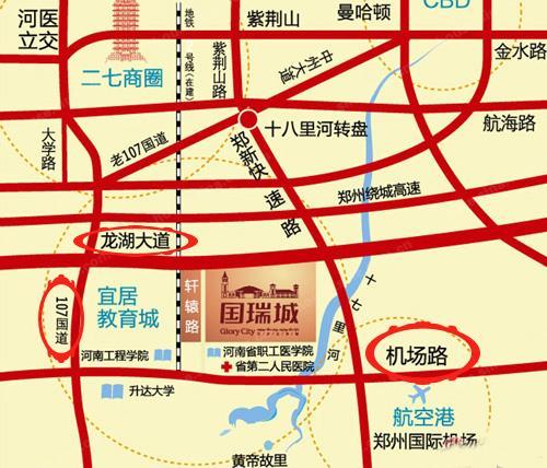 荥阳地铁线规划图