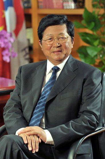 腾讯 大豫网专访中国地产教父 孟晓苏 先生