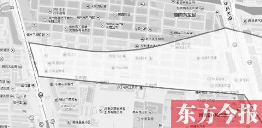 """天荣等市场局部搬迁 金水自贸区块""""落地开花"""""""