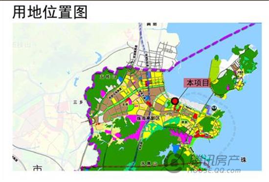 珠海多个标杆项目落户唐家 宜居宜业区域价值凸显图片