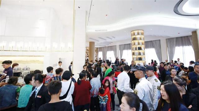 大湾区公园城!远洋繁花里销售中心暨示范区精彩开放