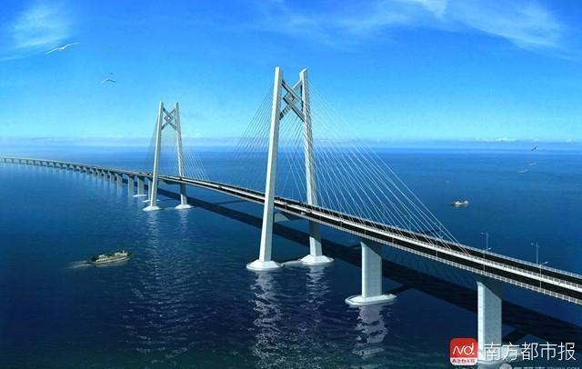 注意:港珠澳大桥香港跨境私家车配额增至1万个!