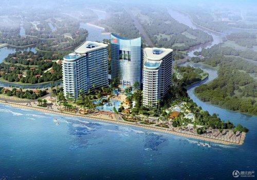 [珠海] 温泉海岸10月开盘 首期推LOFT温泉公寓