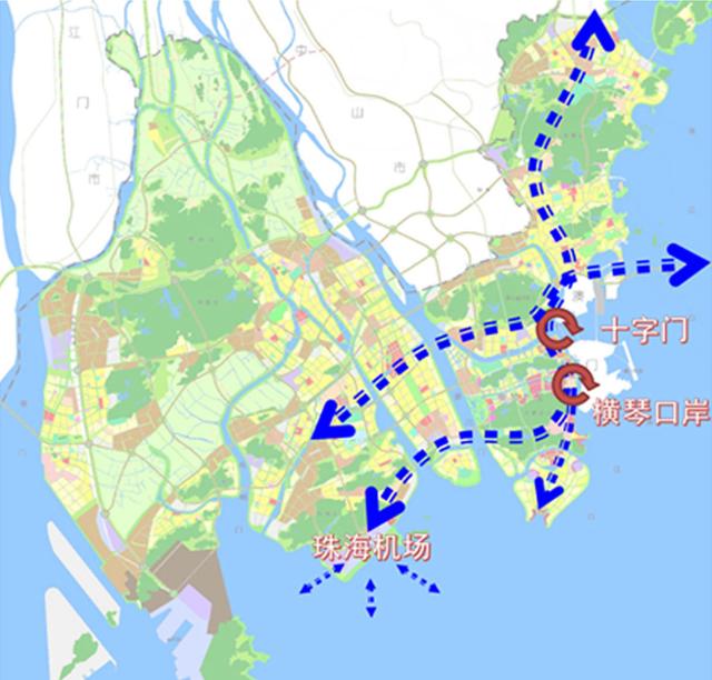 珠海7条地铁线路齐聚 看看哪条经过你家