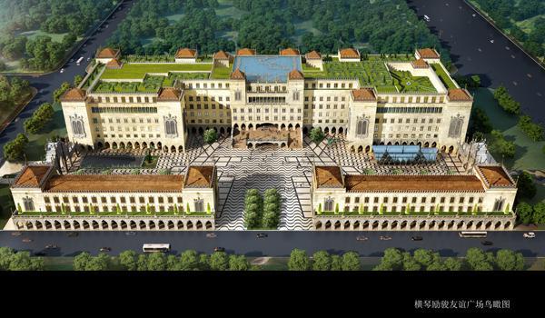 澳门中原李煜:利好政策刺激楼市横琴发展步入快车道