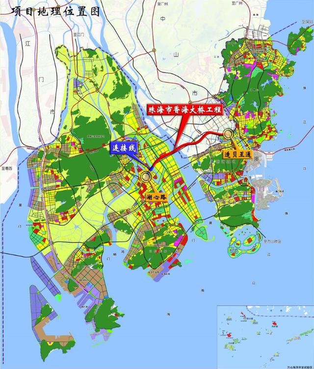 珠海交通大会战 2017年珠海楼市年中考