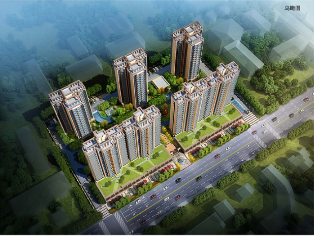 平沙新项目住宅新出炉 平沙上院获批前公示