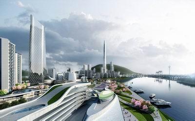 一座珠港澳大桥 将为横琴带来那些改变