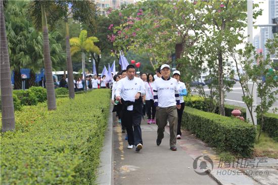 2016,从心出发!珠海仁恒城市徒步活动圆满落幕