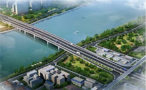 金琴快线南段将建一座双向六车道立交桥跨越珠海大道