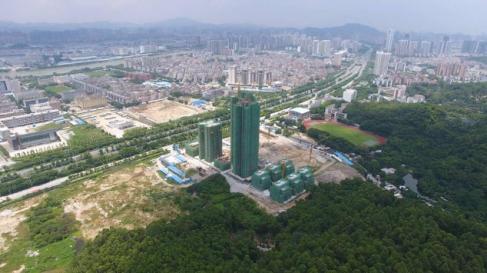 坐享城市新绿地  和丰御庭成为湾中瑰宝