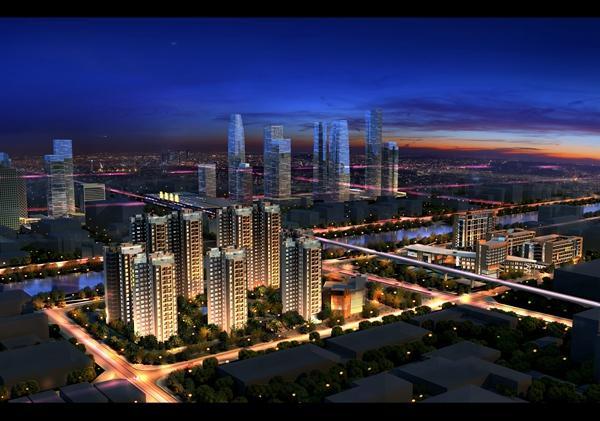 惠景慧园共有产权房7折购房 领舞珠海高新区