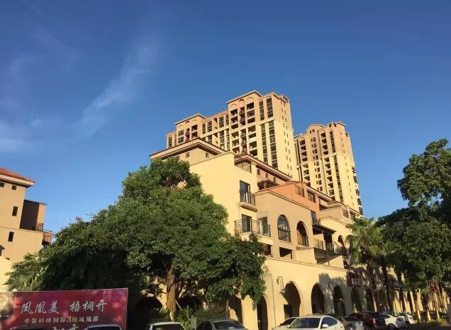 华策·岭峰国际楼王面市 三期凤凰郡将于8月18日开盘