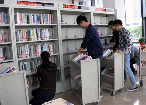 珠海有一个图书馆:你24小时都可以去看书