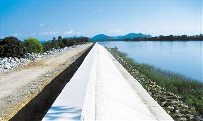 白蕉联围排涝整治工程获批 珠海投资4亿新建四大泵站
