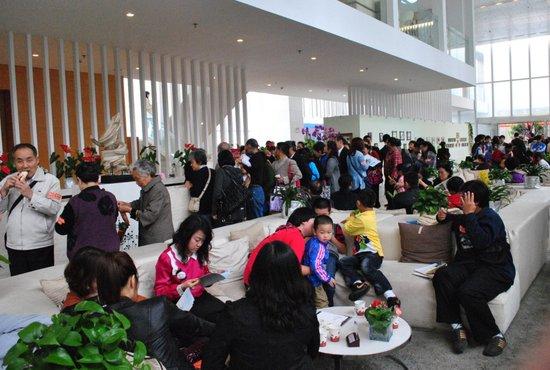 直击2013腾讯大粤珠海西区看房团 意向成交36套