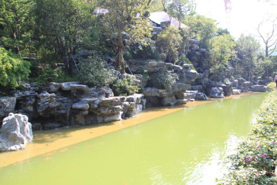 城市不远 溪谷在前——恒荣·城市溪谷伴山造自然