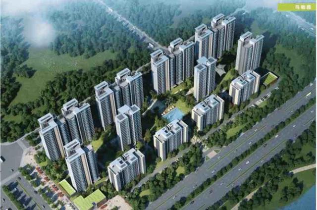 时代山湖海兼得新货不断 14栋住宅获预售许可