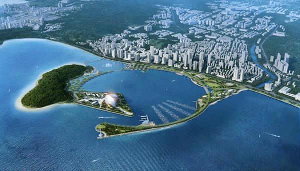 点亮城市地标,为珠海喝彩 有奖征案名和广告语