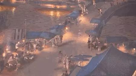 家和会 3D巨幅动态《清明上河图》即将震撼首现珠海!