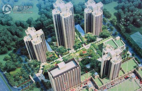 奥园香海美景花园二栋三栋发布备案  均价1.86万元/㎡