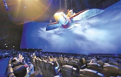 儿童电影院_全球最大5d影院横琴开业 六一前夕为儿童献特殊厚礼