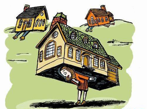 十年前你买了房与十年后买房 恰似一帘美梦