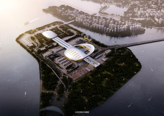 业项目——港珠澳大桥珠海口岸-格力地产四大创新问鼎亚洲品牌