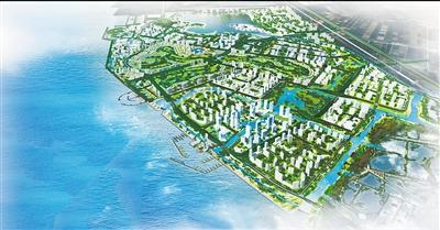 平沙新城今年计划完成投资逾8亿 市政设施建设提速