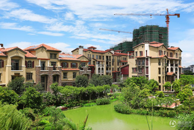 家和城 百万平米生活大城自住置业两相宜