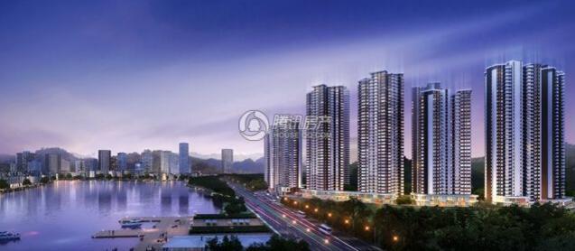 华发峰景湾花园498套住宅单位价格备案公布 均价3.09万元/㎡