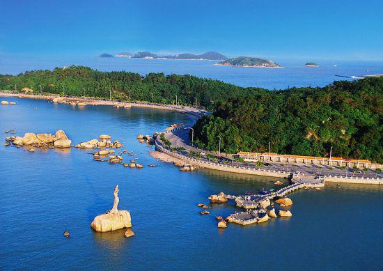 珠海将打造两个国家级公园?你家门口就是了!