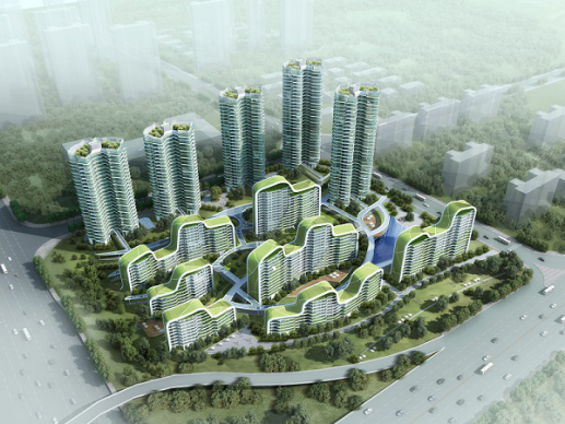 龙光玖龙玺营销中心明日开放 珍藏住宅产品即将入市