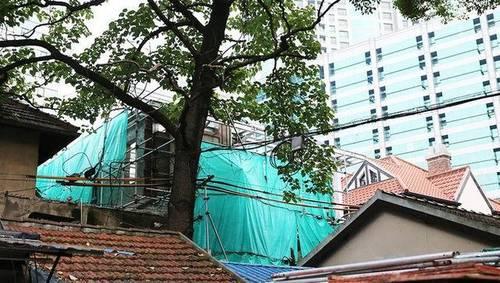 任性!上海一栋价值近亿元优秀历史建筑遭业主拆建