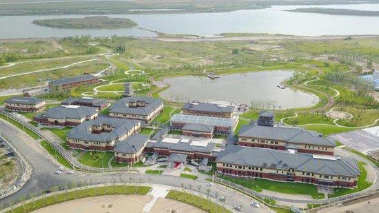 小白河文旅产业园区又一重点工程峻工