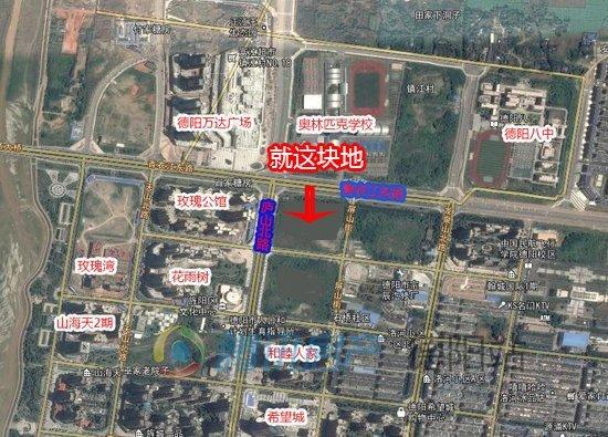 黄河片区地王豪庭建筑高度调整,80米高改100高